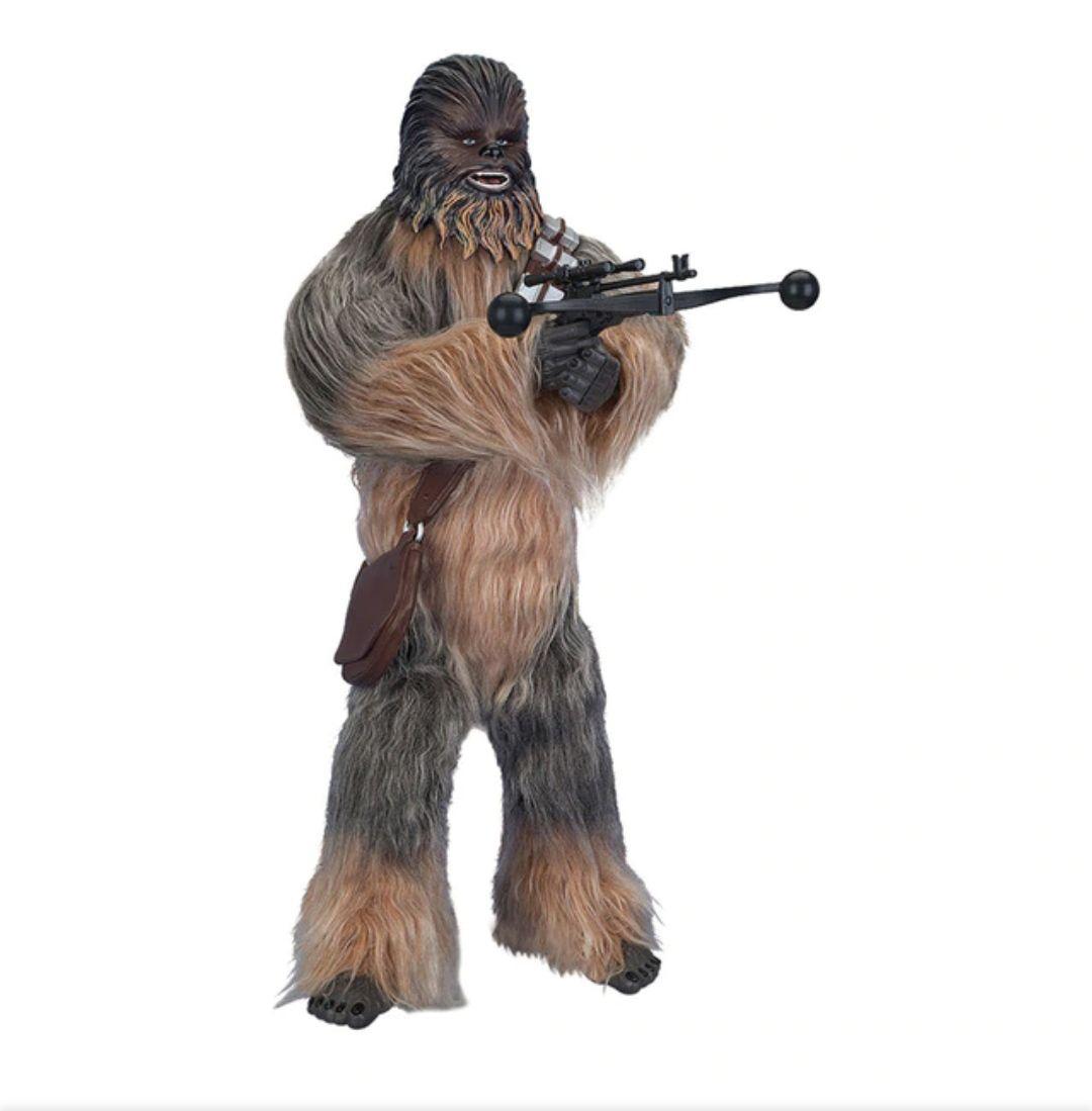 Figura electrónica interactiva Chewbacca Star Wars + 20% en cheque regalo (12€)