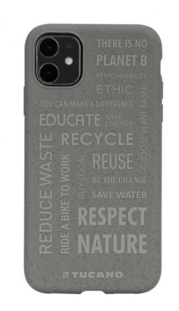 Funda Tucano Iphone biodegradable