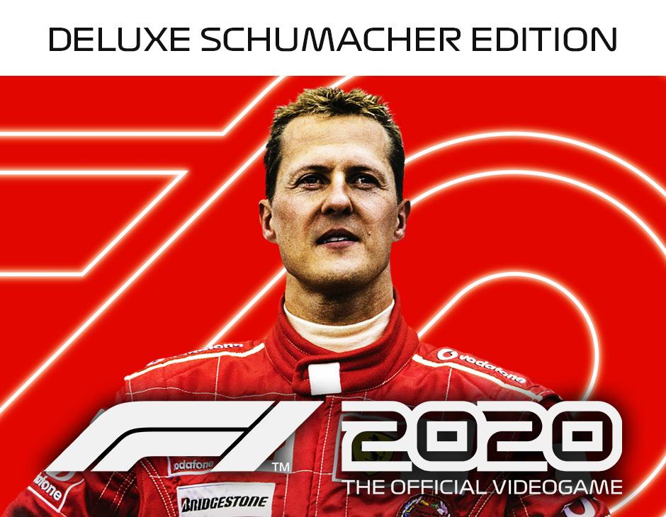 F1 2020 Schumacher Edition PC