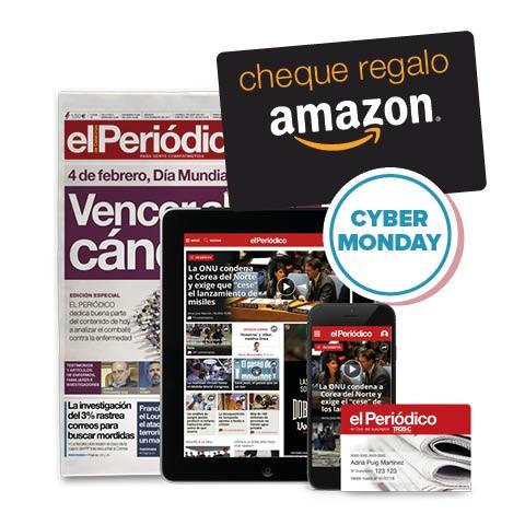 Chollazo cybermonday suscripción a El Periódico