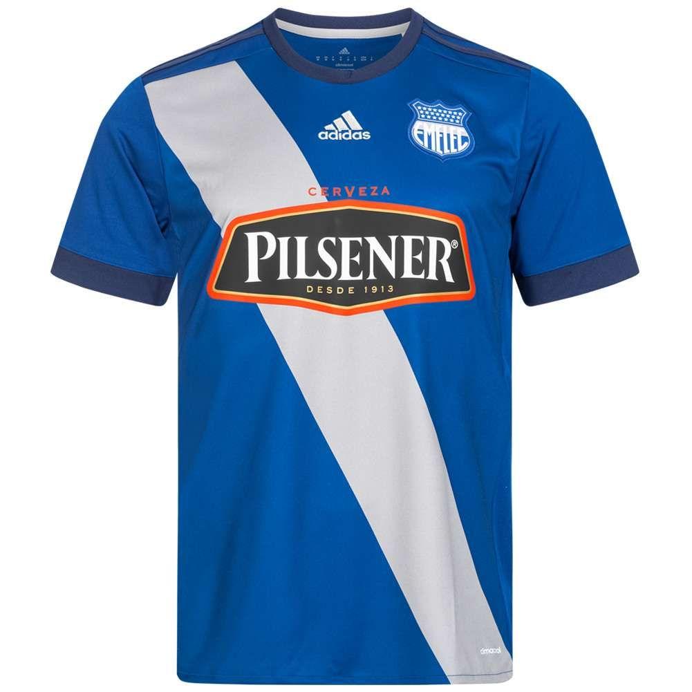 Club Sport Emelec adidas Hombre Camiseta Primera Equipación