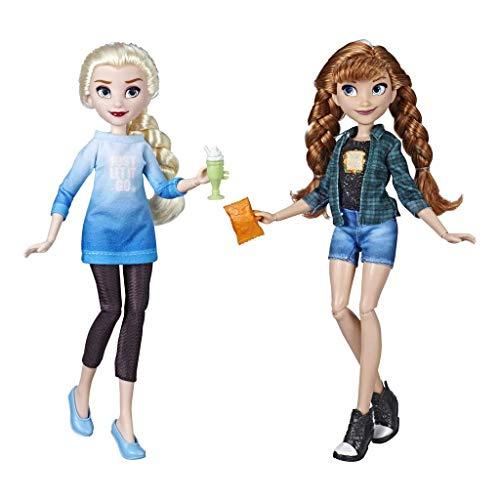 Disney Princess Elsa y Anna (Frozen)