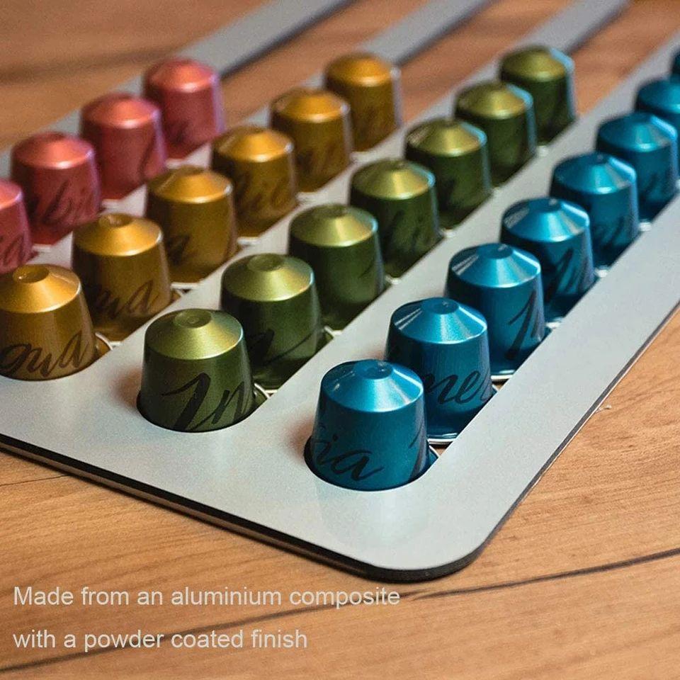 Organizador/Almacenaje capsulas de cafe Nespresso / L'or (supuestamente 24 caps)