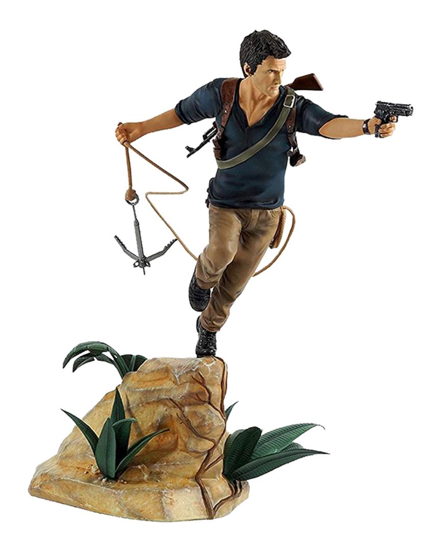 Figura Nathan Drake Grappling Uncharted 4