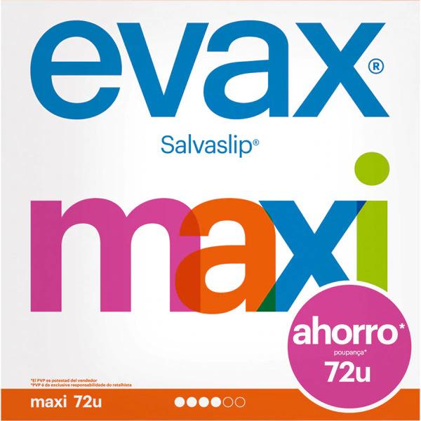 3x2 en salva slips evax y 2ª al 50% en carefree (ECI)