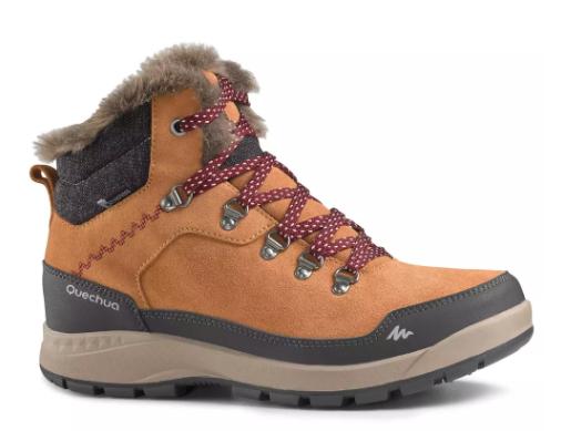 Botas impermeables Quechua de mujer