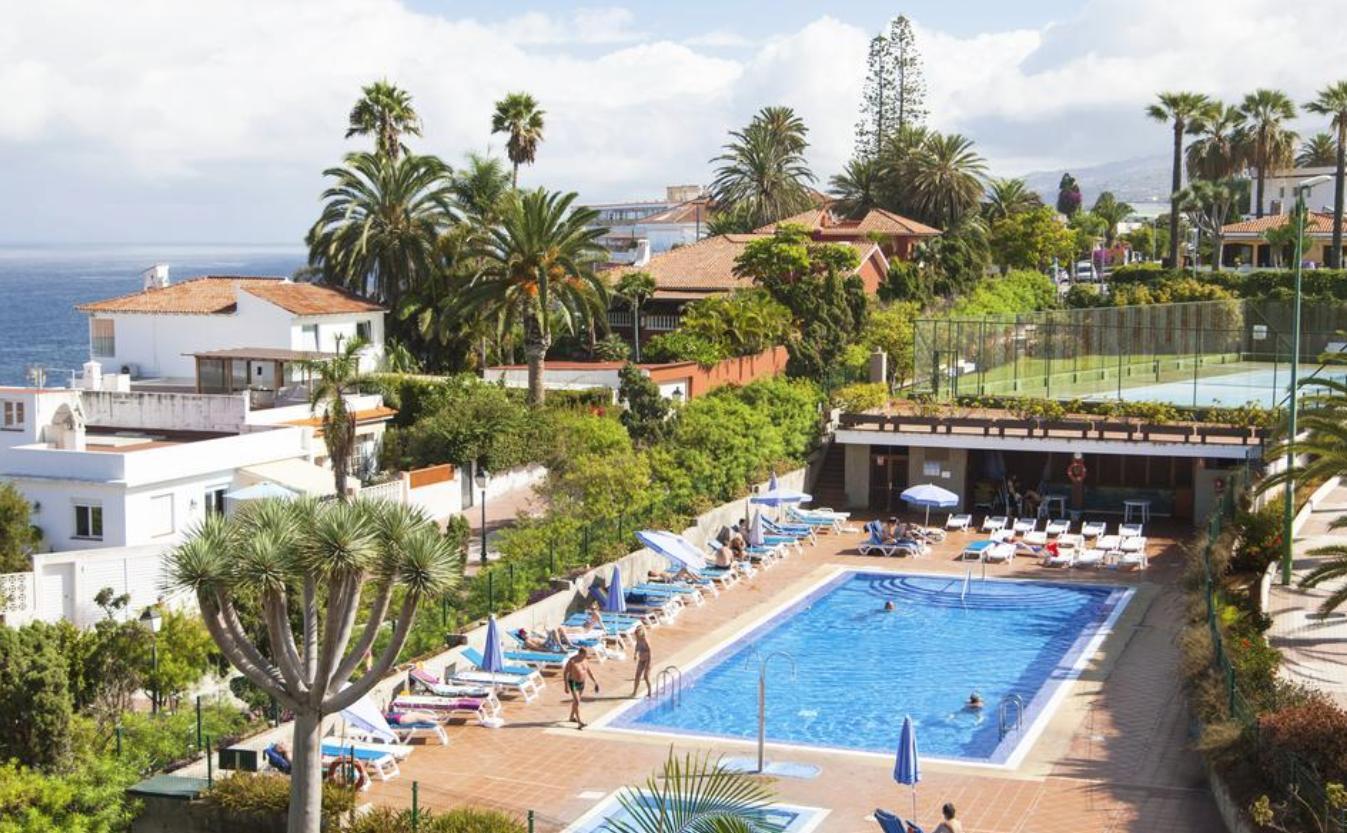 SEPT Tenerife Media pensión 308€/p= 7 noches en hotel 4* + vuelos desde BCN