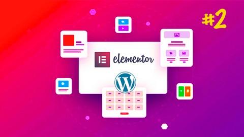 Curso de Elementor [Wordpress] nivel Intermedio / Avanzado #2 Gratuito