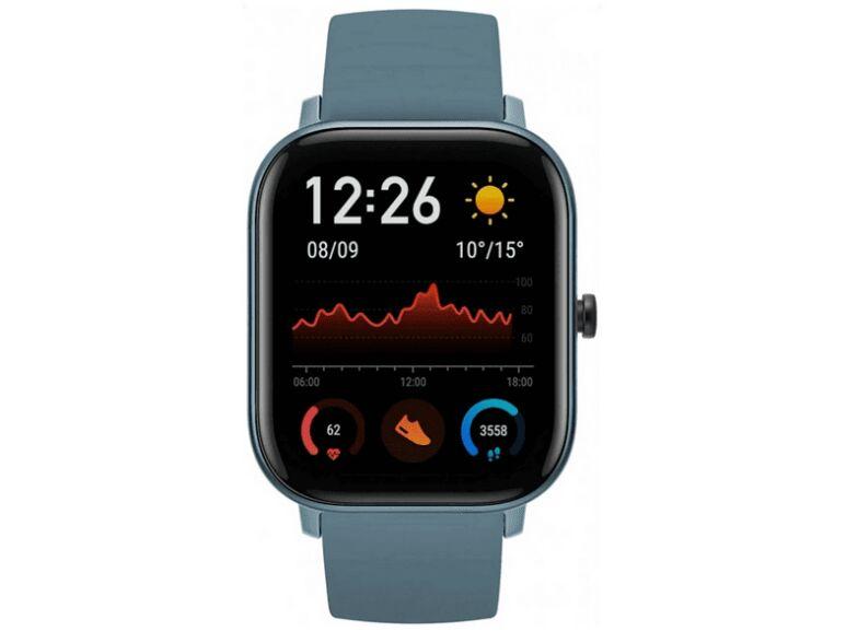 Amazfit GTS reloj inteligente solo 77.3€