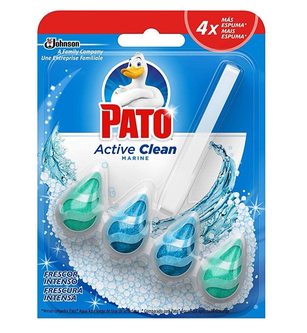 Pato - Active Clean colgador para inodoro, aroma Marine (precio mínimo)