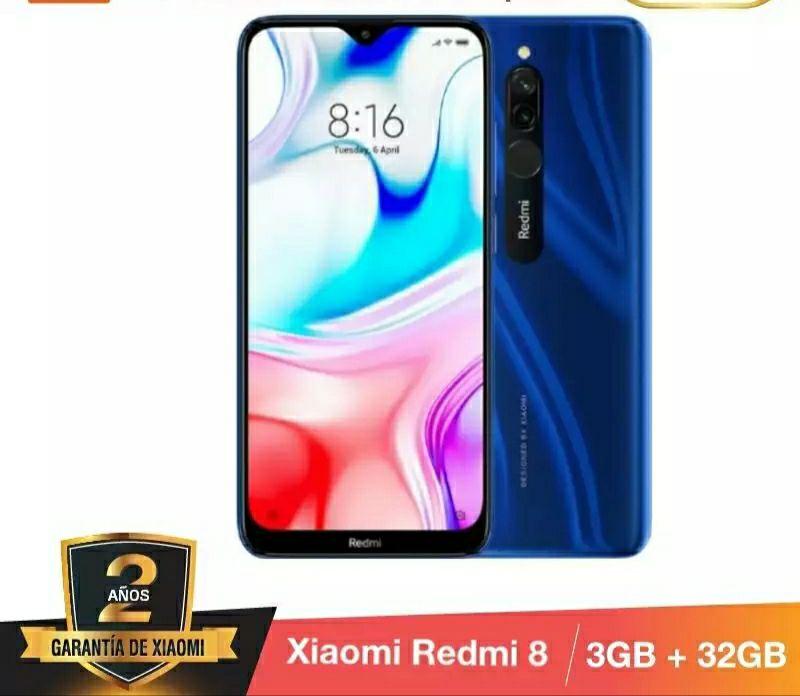 Xiaomi Redmi 8 - 3 gb 32 gb envío desde España