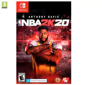 NBA 2K20 NINTENDO SWITCH. Alcampo PIO XII