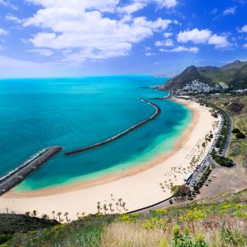 Tenerife 8 días en hotel 4* con vuelos incluidos solo 243 €