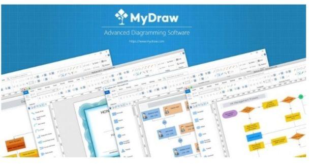 MyDraw software de diagramación