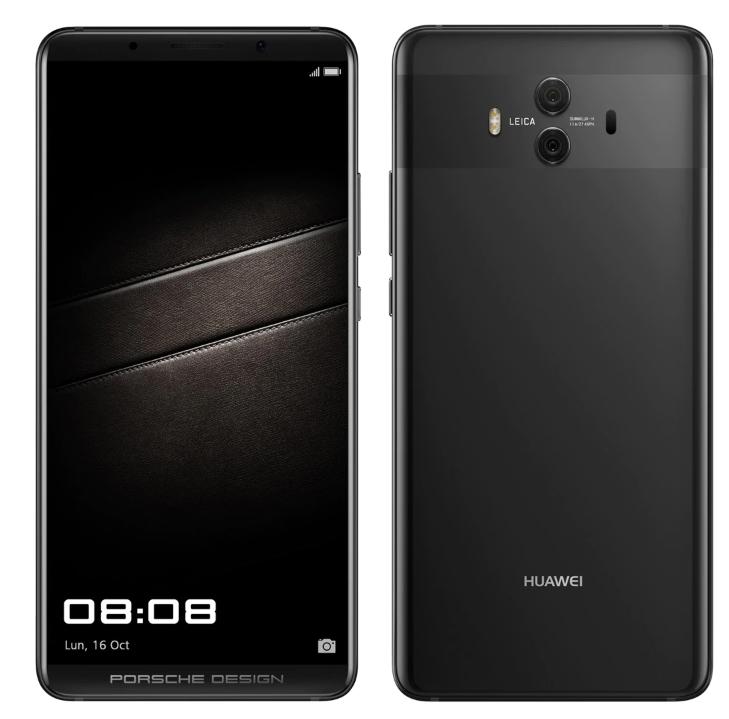 Huawei Mate 10 Porsche Desing Negro 6 GB RAM + 256 GB ROM móvil libre