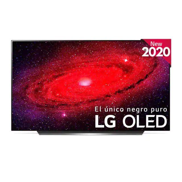 LG OLED55CX6LA 4K