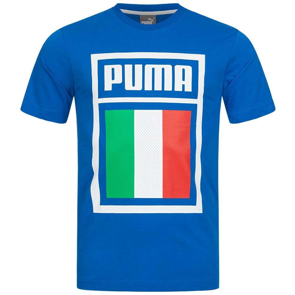 Camisetas italia puma
