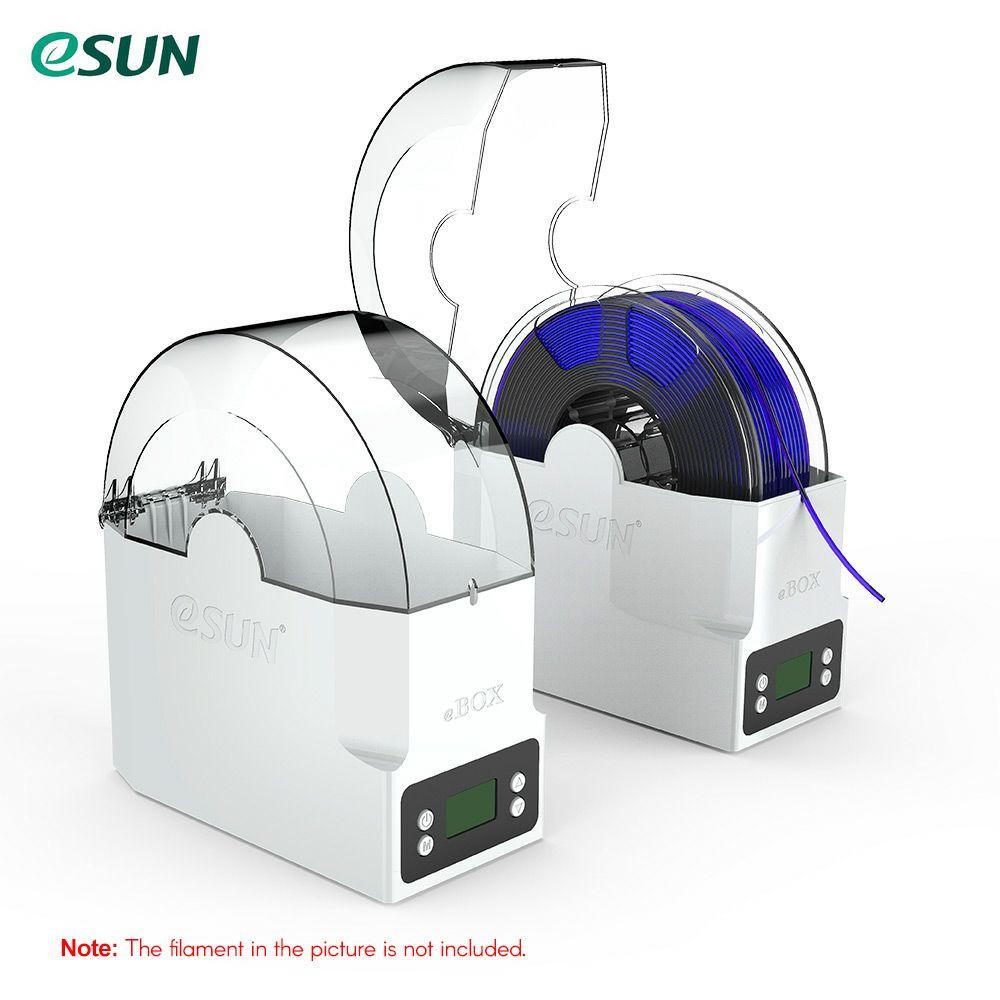 ESUN eBox caja para filamentos de impresoras 3D