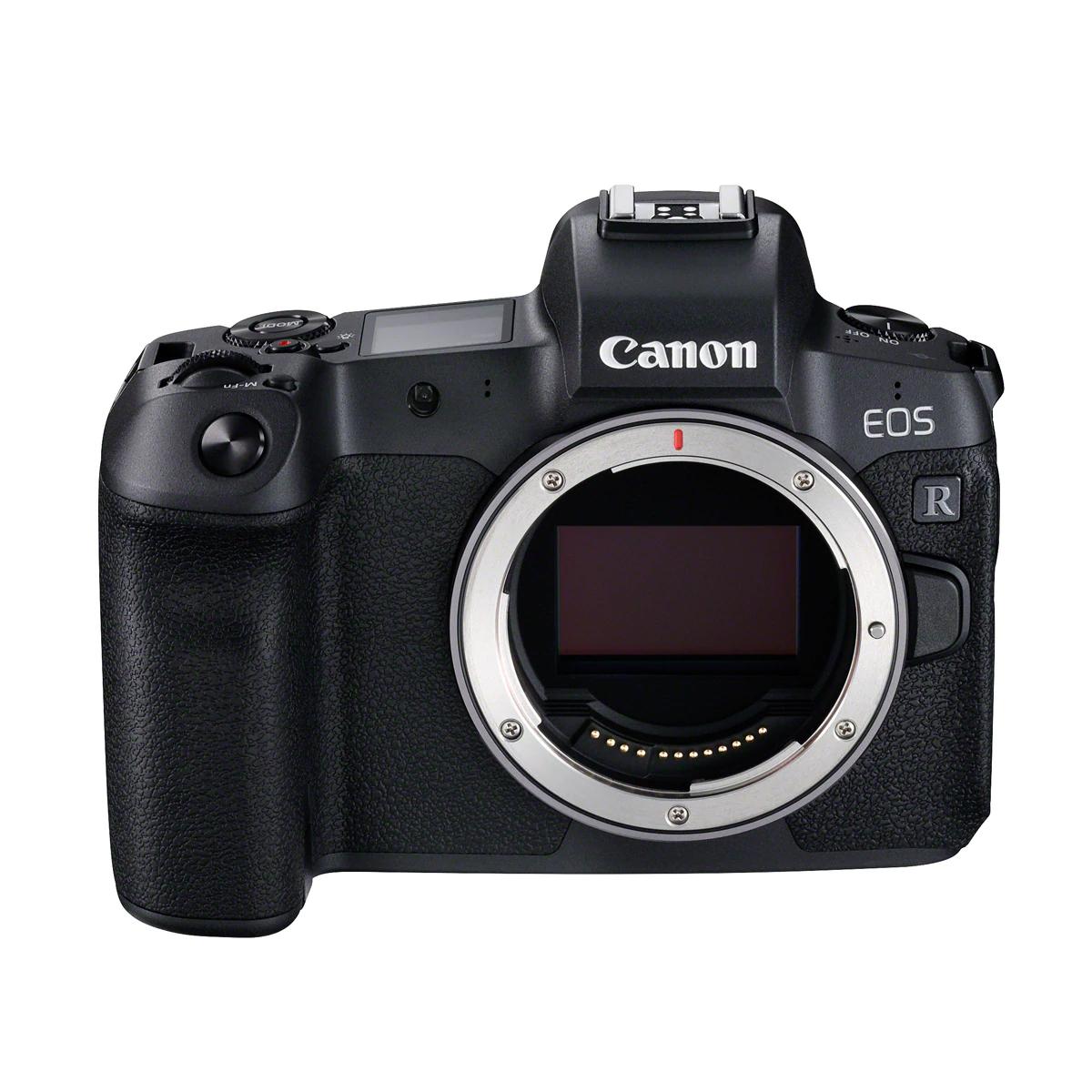 Canon EOS R + Adaptador EF-EOS R