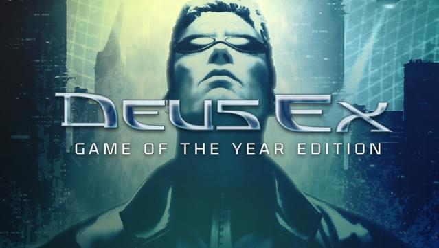 Juego Deus Ex, GOTY, DRM en GOG por 0,99 céntimos
