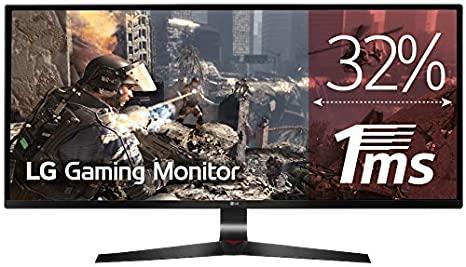 "LG 34UM69G-B - Monitor Gaming UltraWide WFHD de 86.7 cm (34"")"