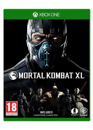 Juego Mortal Kombat XL - Para Xbox
