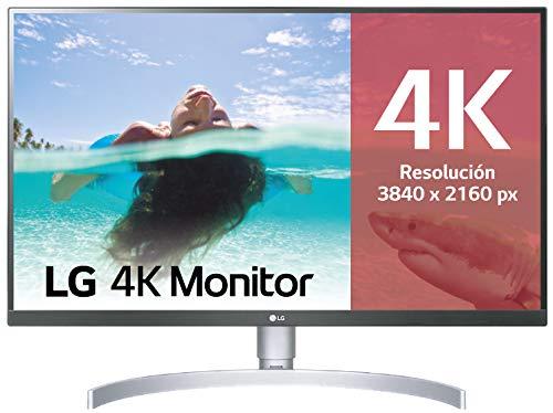 "LG 27UL850-W - Monitor 4K UHD 27"" con Panel IPS"