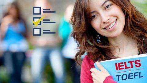 Inglés. Examen de práctica de vocabulario de TOEFL & IELTS: