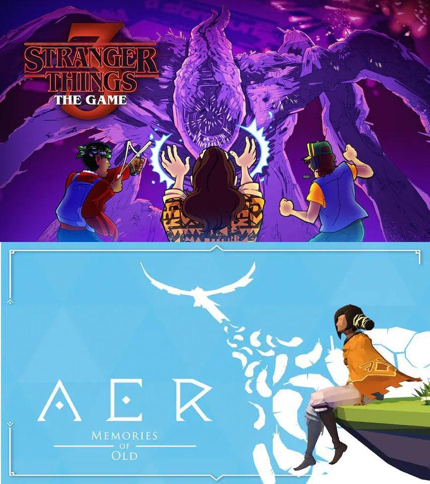 Epic Games: Próximos Juegos GRATIS: Stranger Things 3 The Game y AER Memories of Old