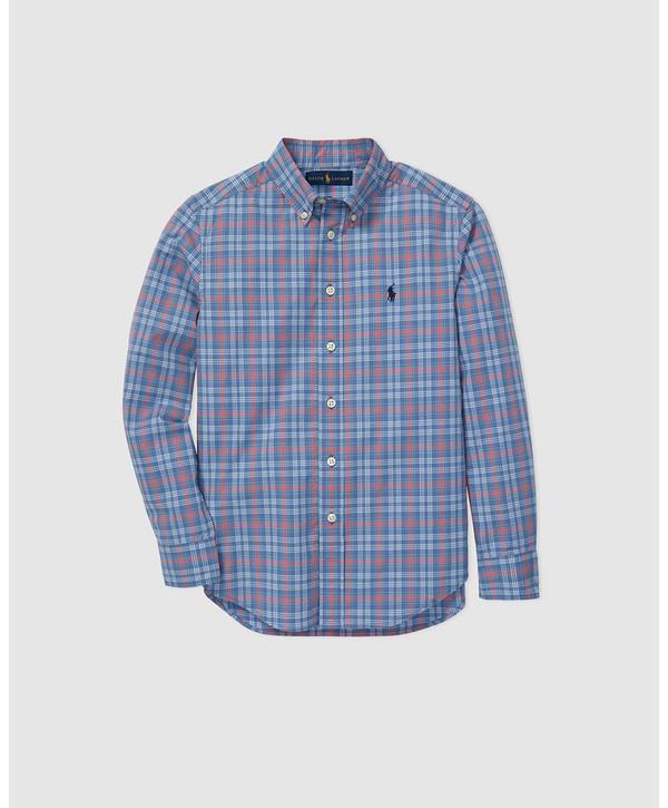 Camisa de Ralph Lauren Polo 100% algodon