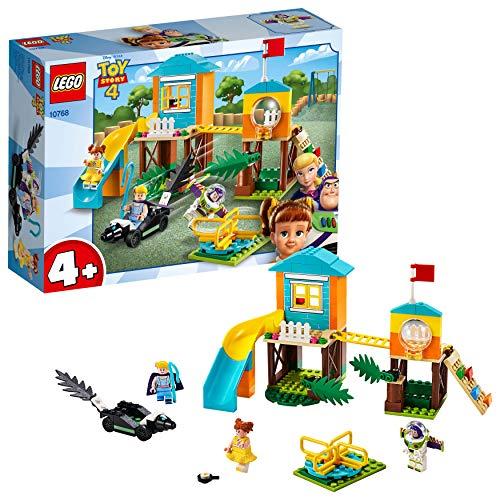 LEGO 4+ Aventura en el Parque de Juegos de Buzz y Bo Peep,