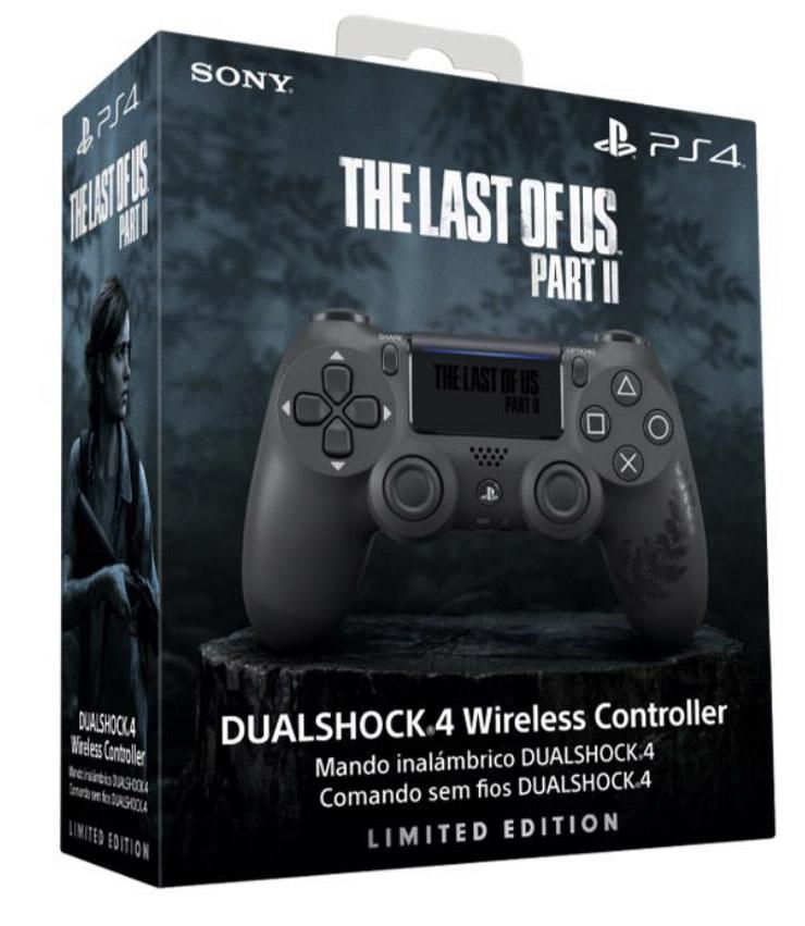 Dualshock 4 Edición Limitada The Last of Us Parte II