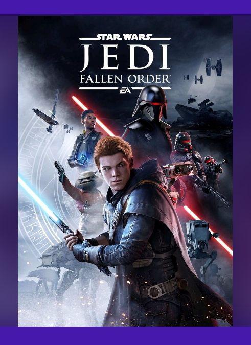 Star Wars Jedi: Fallen Order Origin Clave GLOBAL
