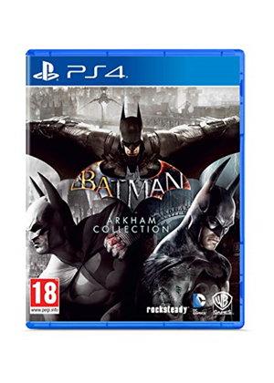 Batman Arkham Collection (PlayStation 4)