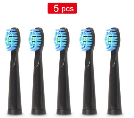 Pack 5 cabezales cepillos de dientes Seago
