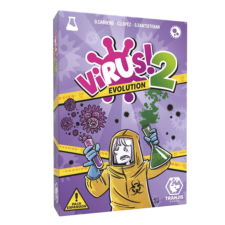 Virus 2 - Juego de cartas - Expansión