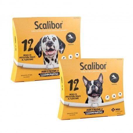 Collares Scalibor desde 9,98€
