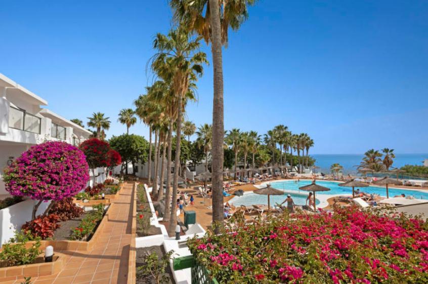 SEPT Lanzarote 118€/p= 3 noches en hotel 3* + vuelos desde Sevilla