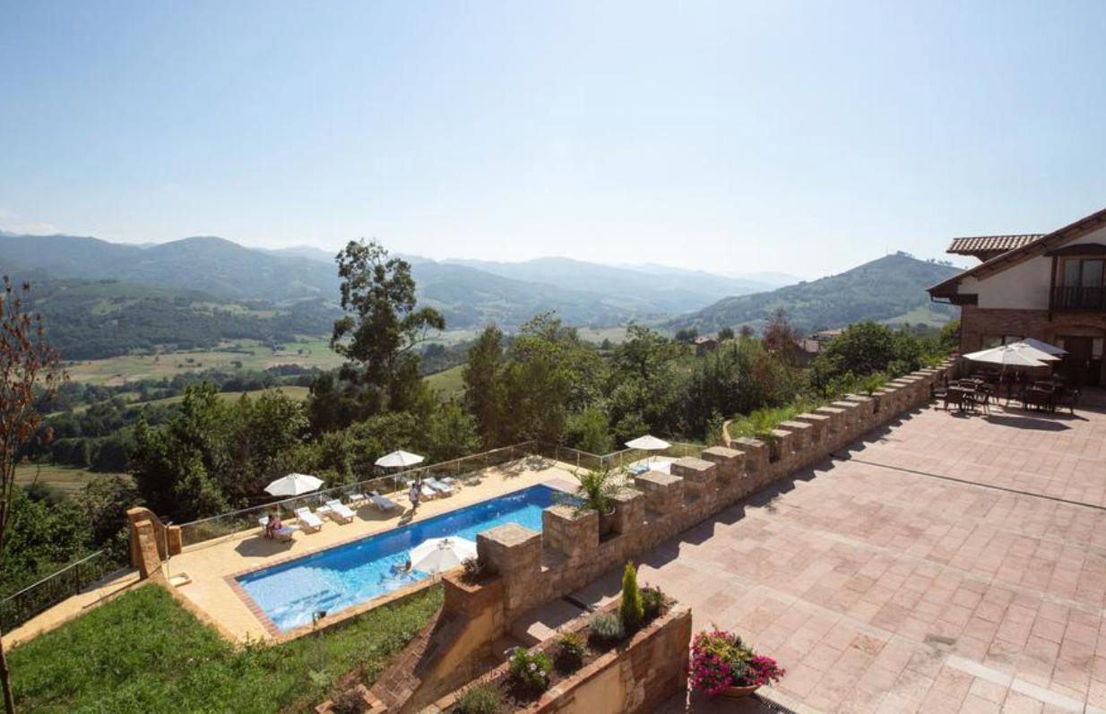 Julio Asturias 60€/p= Fin de semana en hotel rural 4* con desayunos