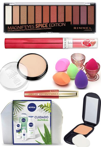 Cholli Maquillaje desde 1'99€!!