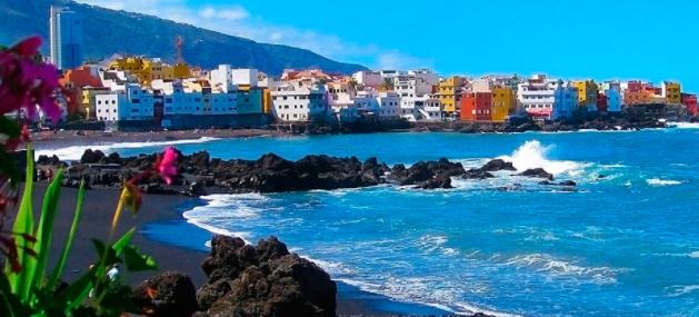 Julio Tenerife 180€/p= 5 noches en hotel + vuelos desde Bilbao