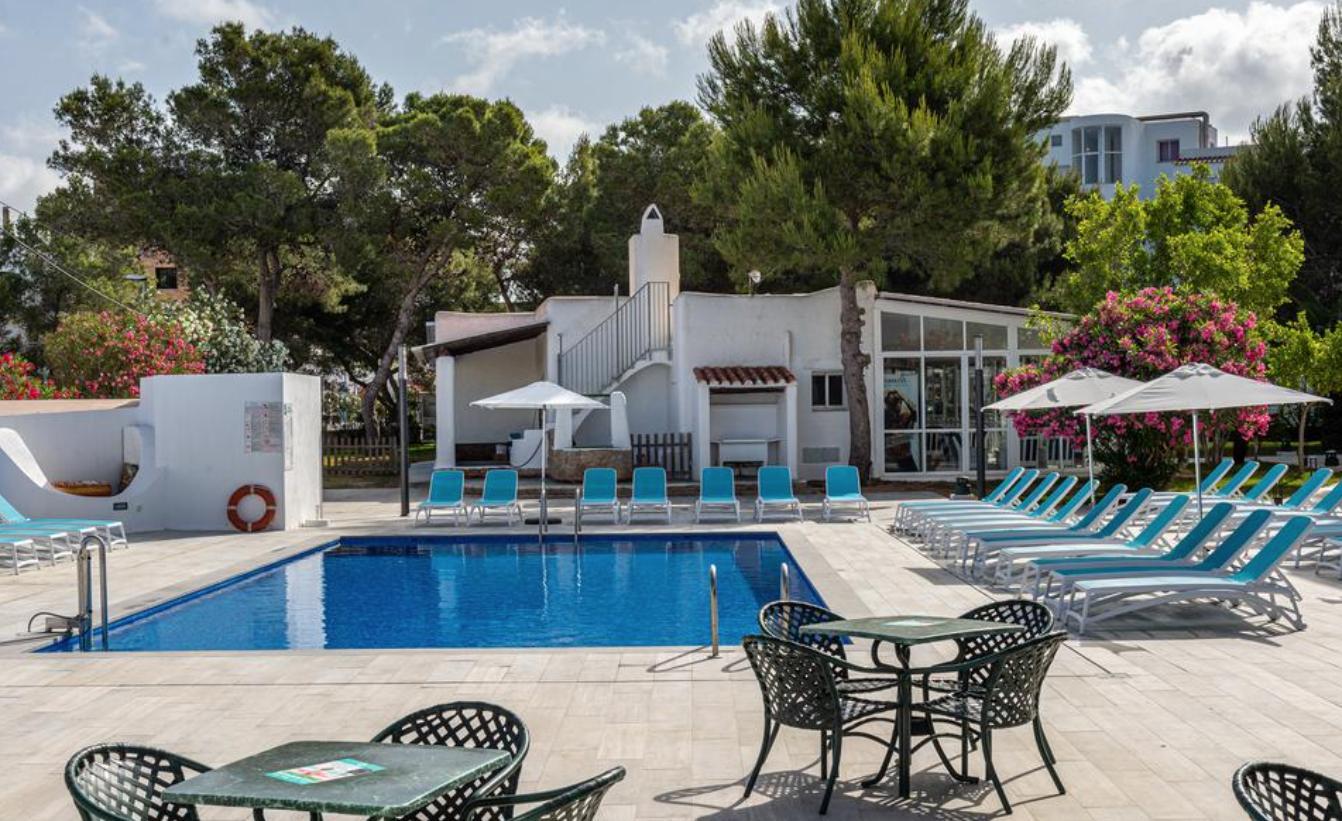 SEPT Ibiza 140€/p= 3 noches en apartahotel con desayunos + vuelos desde Valencia