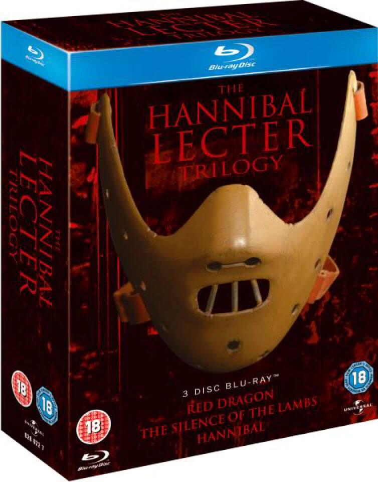 Trilogía Hannibal Lecter