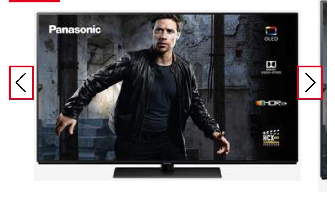 "TV OLED Panasonic 55"" TX55GZ950E - 4K UHD, HCX Pro, HDR10+, Dolby Vision/Atmos, Smart TV *Mínimo*"