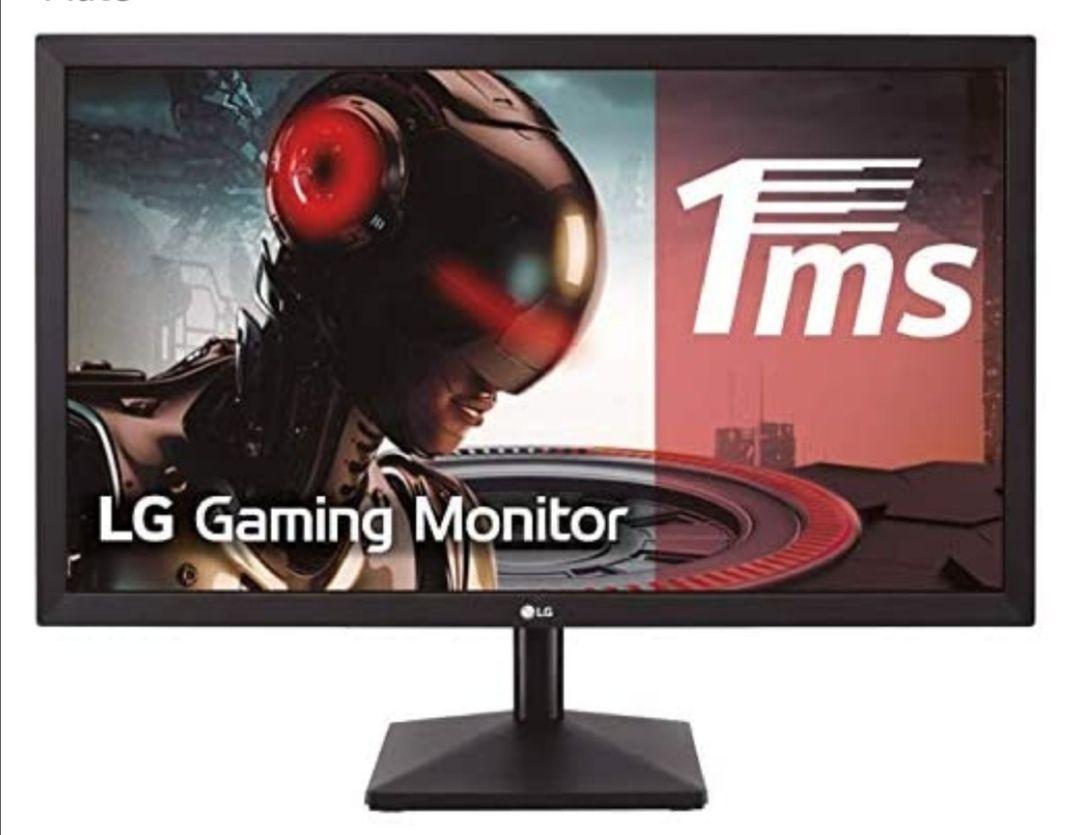 LG 24MK400H-B - Monitor Gaming FHD