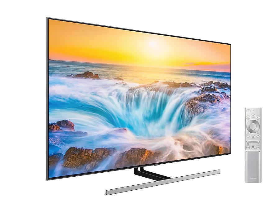 """Televisor QLED 4K 2019 138cm 55"""" Q85R"""