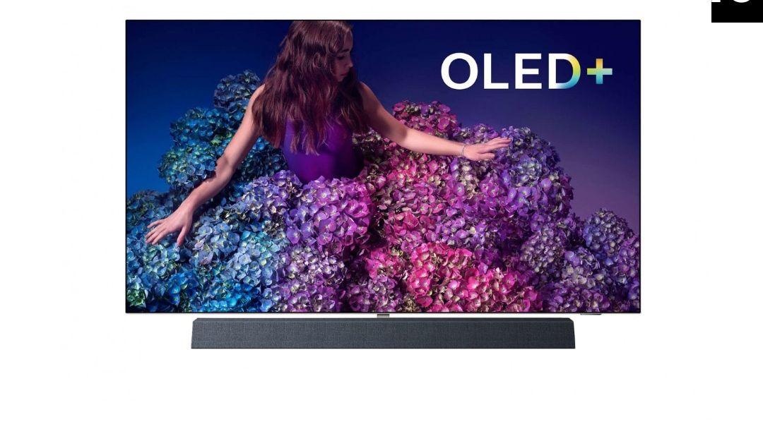 """Philips 55"""" (Oled+) 4K HDR Smart TV, Ambilight Android TV Inteligencia Artificial (IA) también en el corte inglés *mínimo*"""