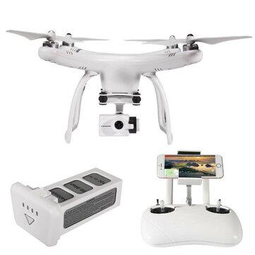 UPAIR One Plus dron cuadricóptero baratisimo