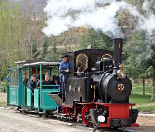 TERUEL (Parque Tématico de la Minería y el Ferrocarril): Museos + Recorrido de 3,5 km en Máquina de Vapor (GRATIS)