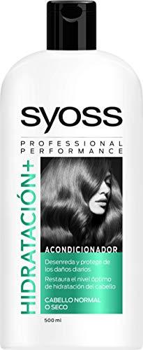 Syoss Acondicionador Hidratación+, 500 ml
